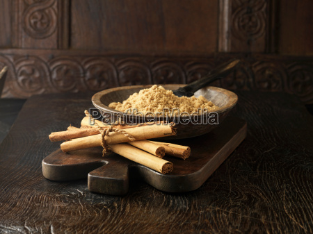 ingredients for dry cure sugar glazed