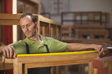 carpenter measuring frame