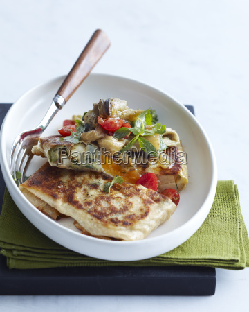 tuna egg briks