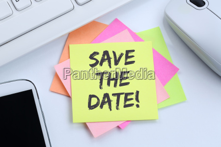 save the date date invitation appointment