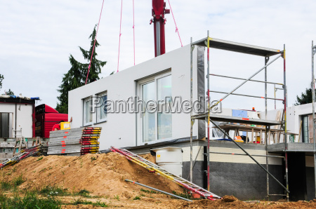 assembly prefabricated house