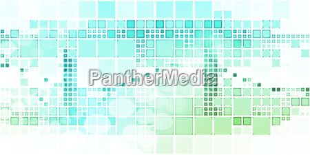 abstract squares background