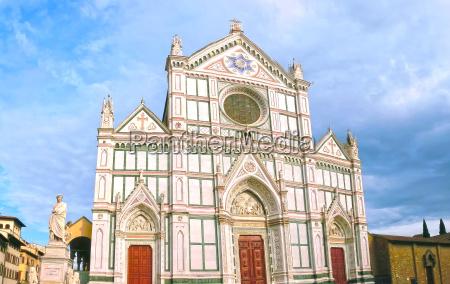the, basilica, di, santa, croce, - - 18217756