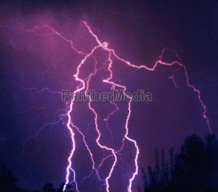 lightning photograph from noaas national severe