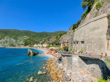 monterosso italy september 09 2015