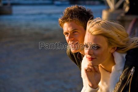 vacation couple romance