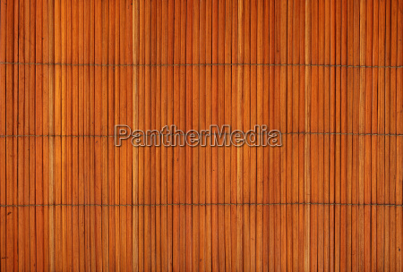 orange brown vintage bamboo wood mat