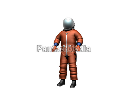 exempted spacesuit
