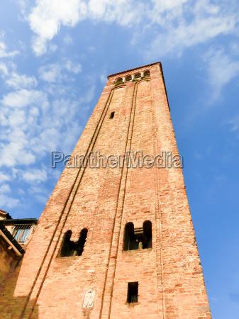 church of santa maria gloriosa dei