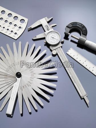 engineering measurement tools used in industry