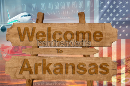 welcome to arkansas in the united
