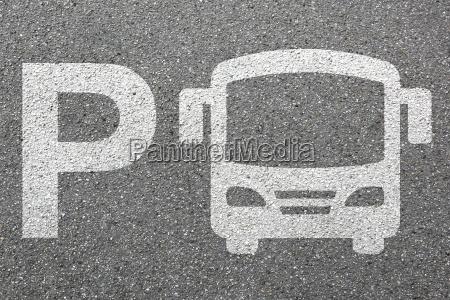 parking bus bus remote bus bus
