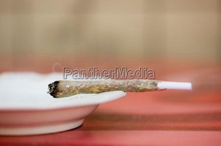 marijuana cigarette