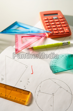 mathematics equipment