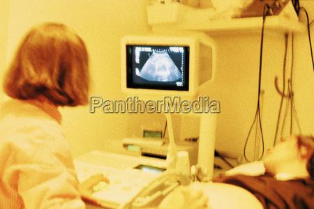 prenatal scan