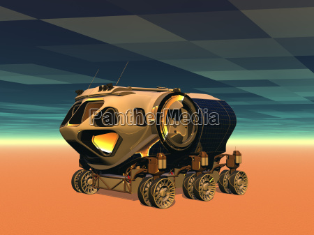 planetary rover in all