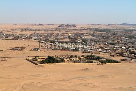 the oasis city of kerma sudan
