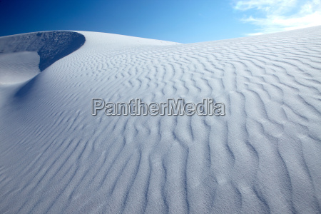 sand dunes white sands national park