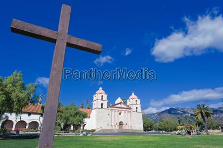 santa barbara mission santa barbara california