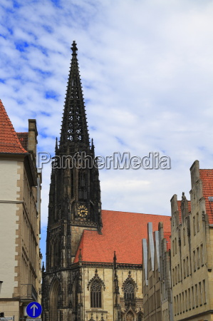 st lamberti church muenster germany