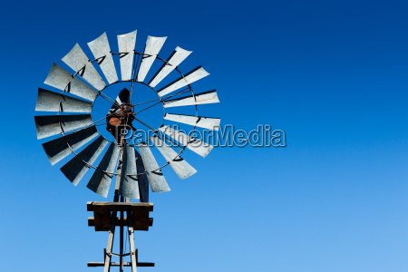 windmill at the mountain zebra national