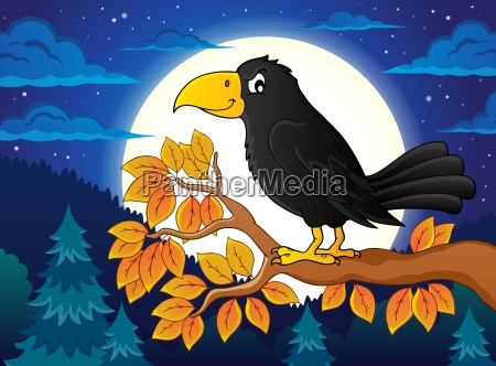 crow theme image 3
