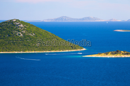 islands of kornati national park view
