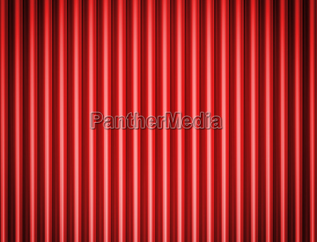 abstract background blur motion red curtain