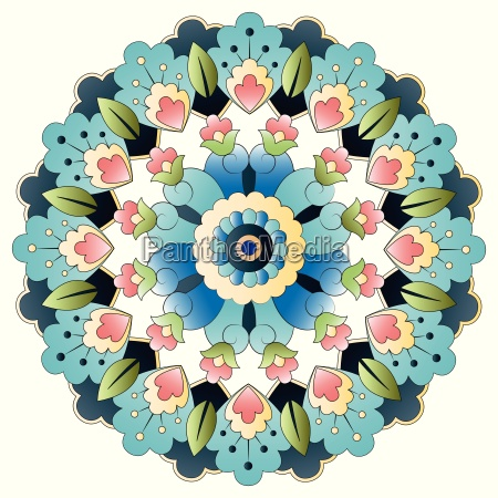 decorative background eight