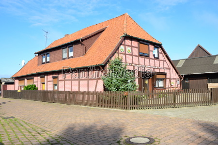 typical north german architecture