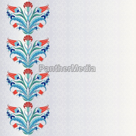 decorative background seventeen