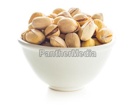 the pistachio nuts