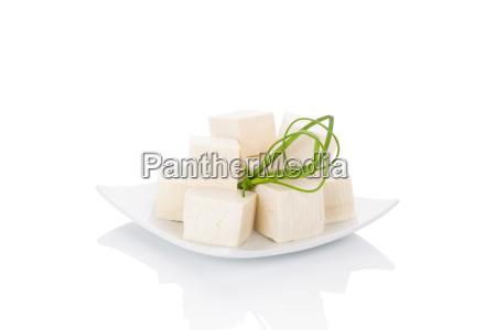 culinary tofu eating