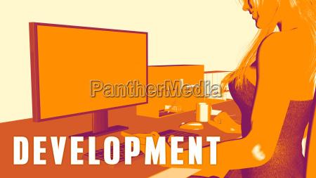 development concept course