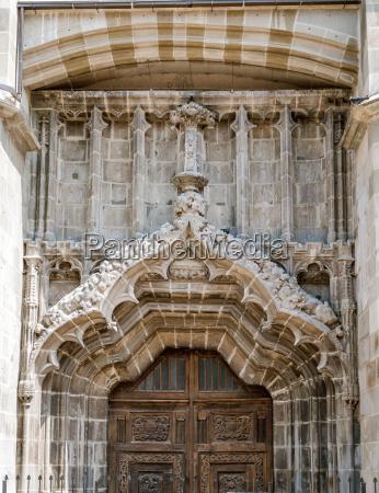 black church39s gate brasov city romania