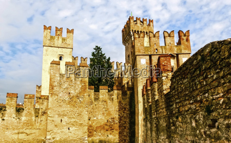sirmione, , italy, -, september, 20, , 2014: - 18965929