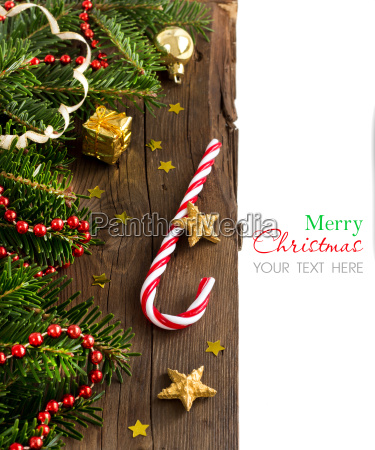 festive decorations with stars and