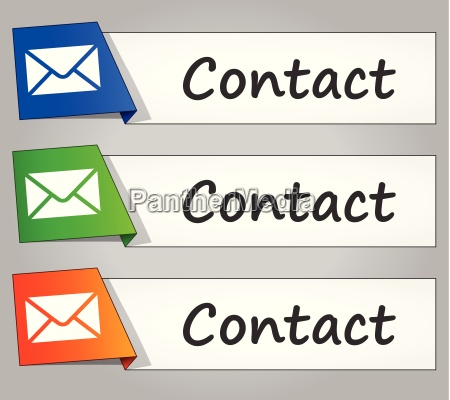 contact buttons