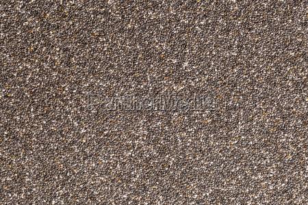 chia seeds pattern