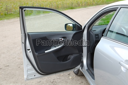 car open door