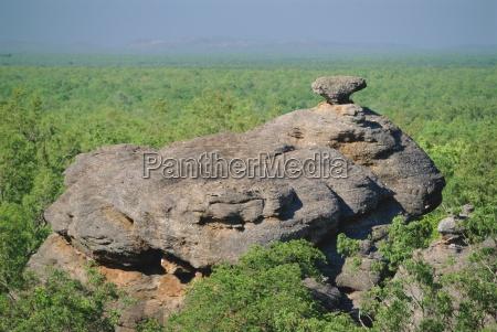 part of nouriangie rock sacred aboriginal
