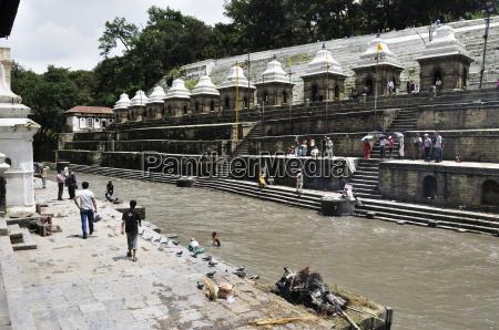 bagmati river pashupatinath temple unesco world