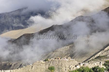 muktinath valley annapurna conservation area mustang