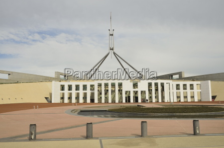 parliament house canberra australian capital territory