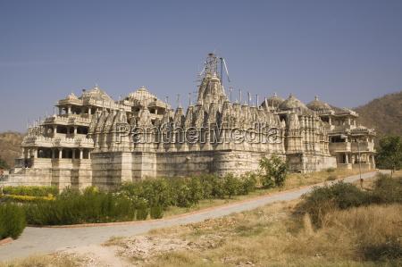 adinatha jain temple ranakpur rajasthan india