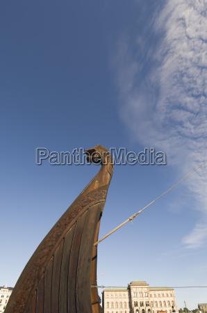 viking ship stockholm sweden