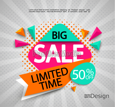 big sale limited time