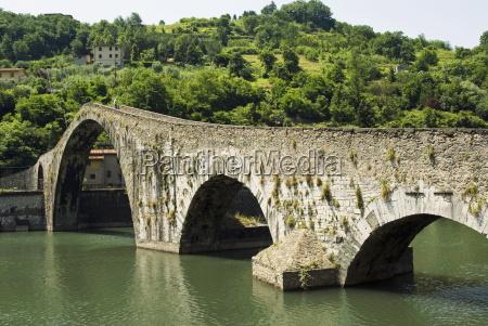 ponte del diavolo or ponte della