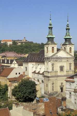 church of poor clares castle bratislava