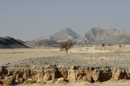 erosion nubian desert sudan africa